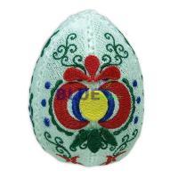 Vyšívané vajíčko s Moravským vzorem
